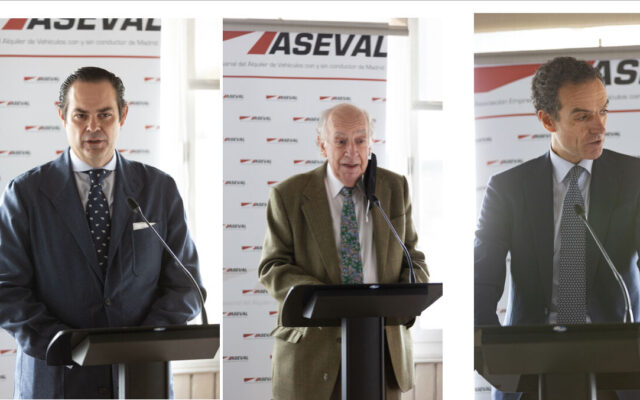 Manuel Dapena, socio de Dikei abogados, recibe el premio ASEVAL